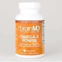Omega 3 Power by Brain MD Health
