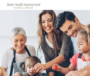 Brain Health Assessment by Dr Daniel Amen