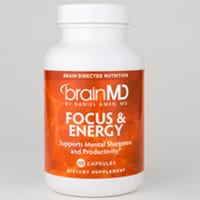 Focus And Energy by Brain MD Health