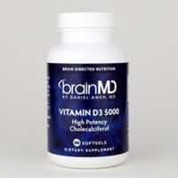 Vitamin D by Brain MD Health