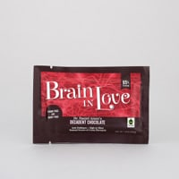 Brain in Love Chocolate Bars by Brain MD Health