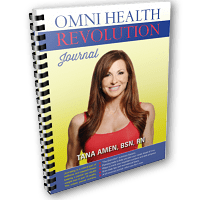The Omni Journal by Tana Amen BSN RN