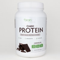 Omni Protein Chocolate by Brain MD Health