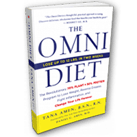 Omni-Diet book by Tana Amen BSN RN