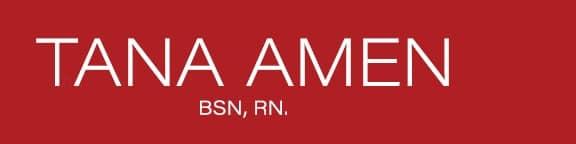 Tana Amen Mobile Logo Left