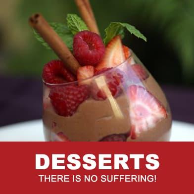 Desserts Recipes For All Brain Warriors by Tana Amen BSN RN