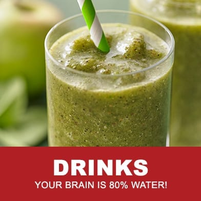 Drink Recipes for Brain Warriors with Tana Amen BSN RN
