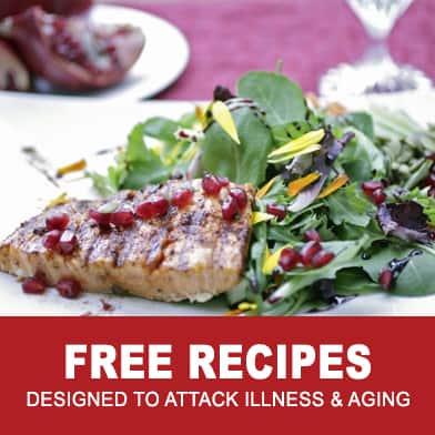 Free Recipes for all Brain Warriors by Tana Amen BSN RN