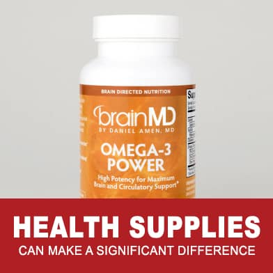 Omega 3 Supplement by Brain MD - Health Supplies Can Make A Significant Difference