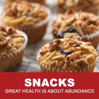 Snack Recipes For All Brain Warriors by Tana Amen BSN RN