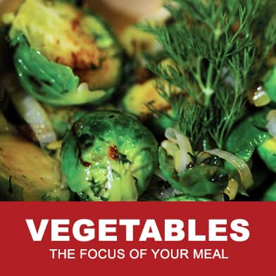 Vegetable Recipes For All Brain Warriors by Tana Amen BSN RN