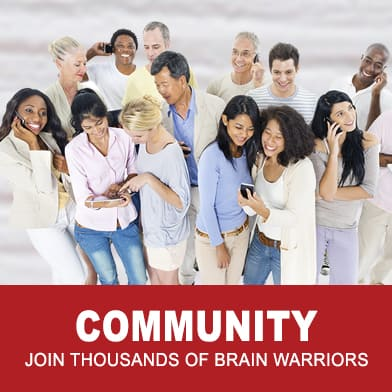 Join Thousands Of Other Brain Warriors Throughout The World with Tana Amen BSN RN