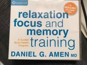 relaxation focus and memory training