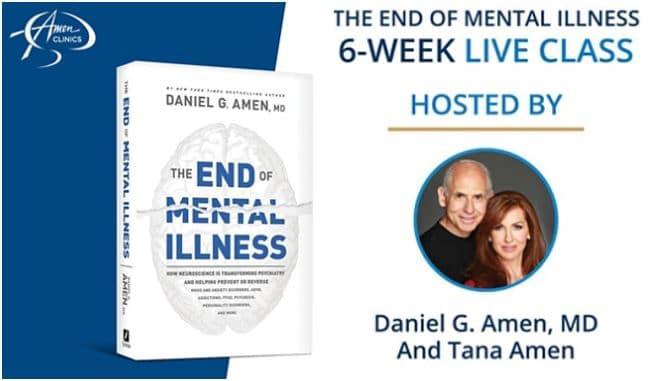 End of Mental Illness Live Event