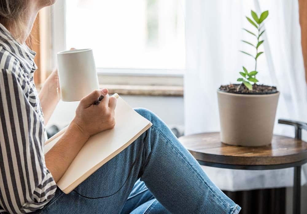 journal coffee