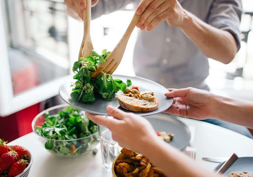 salad health family